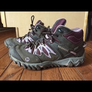 Merrell Select Dry Women's Hiking Boots